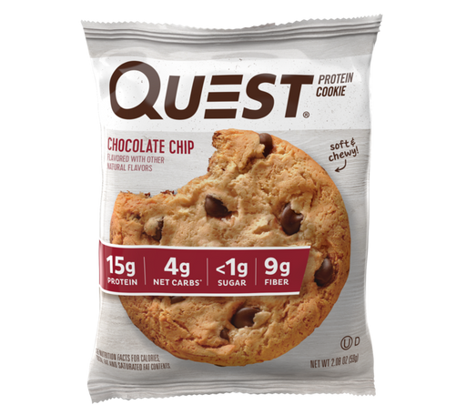 Quest Chocolate Chip Flavoured Protein Cookie 59g