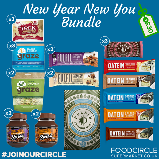 The New Year, New You Bundle