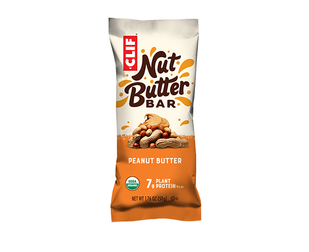 "Clif ""Nut Butter"" Peanut Butter Energy bar 50g - Case of 12 Multisave"