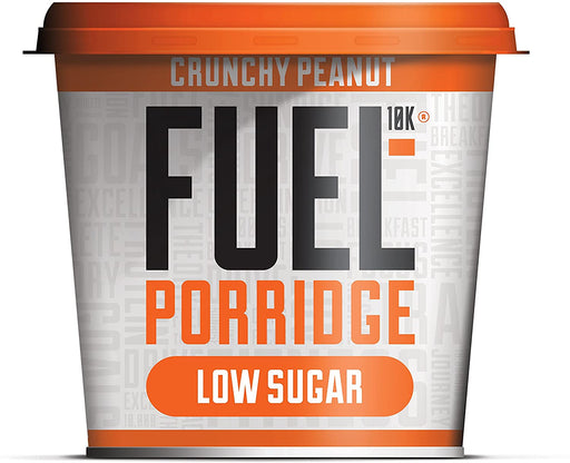 Fuel10K Crunchy Peanut Porridge Pot 60g
