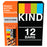 KIND Peanut Butter Dark Chocolate nut bar 40g - Case of 12 Multisave (Best Before Date: 13/10/2020)
