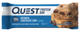 Quest Oatmeal Chocolate Chip Protein Bar 60g - Case of 12 bars Multisave