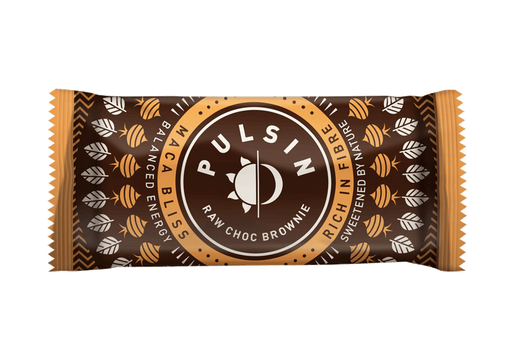 Pulsin Maca Bliss Raw Choc Brownie 50g