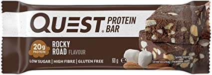 Quest Rocky Road Protein bar 60g