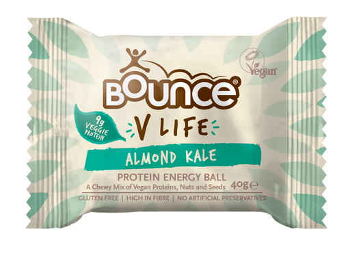 Bounce V-Life Almond Kale Protein Energy Ball 40g