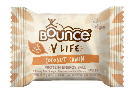 Bounce V-Life Coconut Cumin Protein Energy Ball 40g