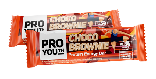 Pro Youth Choco Brownie Kids Protein Energy bar 60g