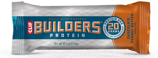 Clif Chocolate Peanut Butter Builder's Protein bar 68g