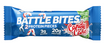 Battle Bites Candy Cane, pack of 2 x 31g high protein pieces