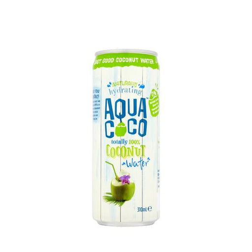 Aqua Coco Coconut Water 310ml - Case of 12 Multisave