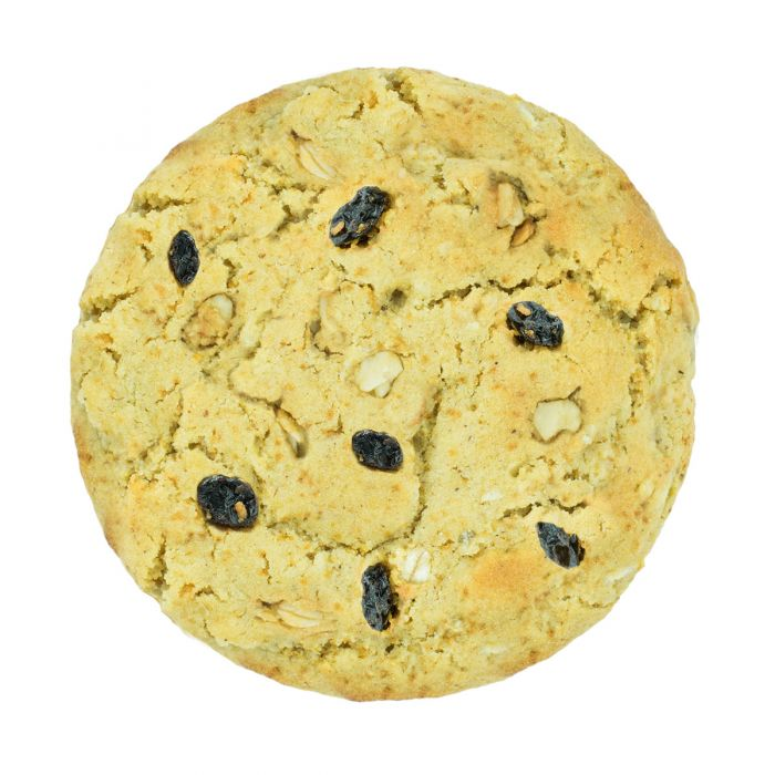 Oatein Oatmeal & Raisin Protein Cookies 75g - Case of 12 Multisave
