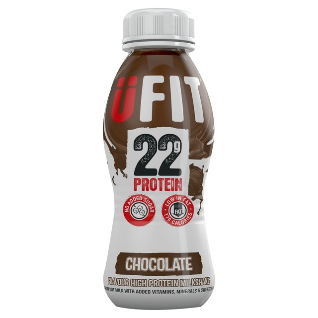 UFIT Protein Drink Chocolate 310ml