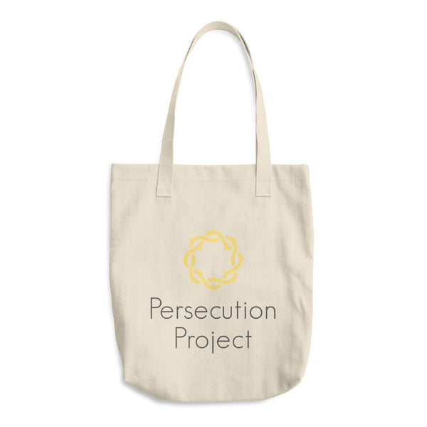 Persecution Project Foundation - Cotton Tote Bag