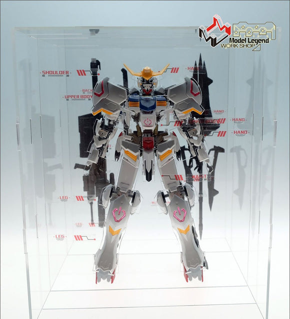 ML > MG Barbatos Hanger Set