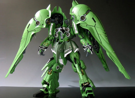 SG - 1/100 Kshatriya Resin FULL kit