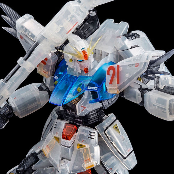 P-Bandai > MG F-91 Gundam Afterimage Color