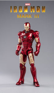 ZD Toys > Ironman MK3 (licensed).
