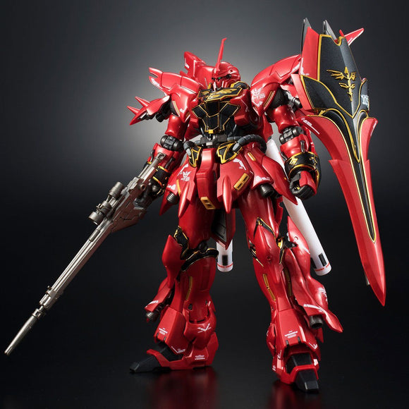 RG 1/144 Gundam Base Limited Sinanju [Metallic Gross Injection]
