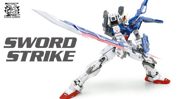 DM > MG Sword Strike (Color Box)