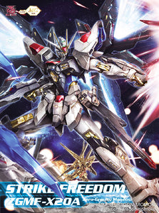 DM > MG Strike Freedom (including Effect wing parts)