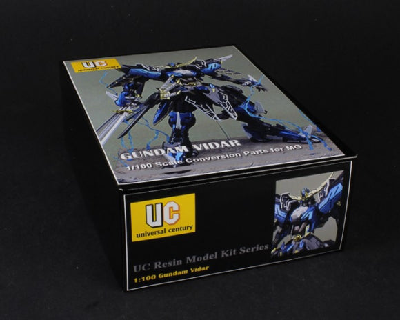 UC - 1/100 Musha Vidar Resin conversion resin kit
