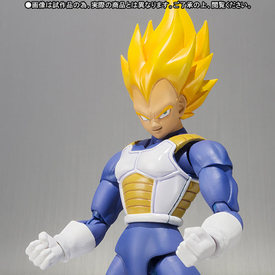 S.H. Figure Super Saiya Vegeta -Premium Color Edition-
