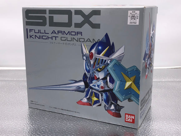 SDX > SD Full Armor Knight Gundam