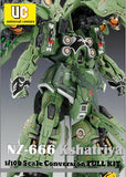 UC - 1/100 Kshatriya Resin FULL kit