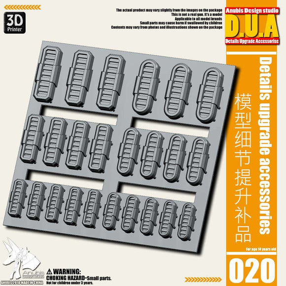 DUA > Details Upgrade Accessories 020