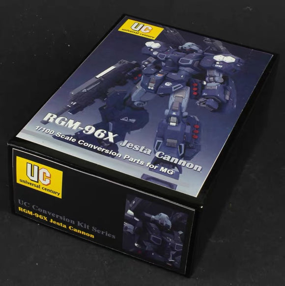 UC > 1/100 Jesta Resin conversion resin kit