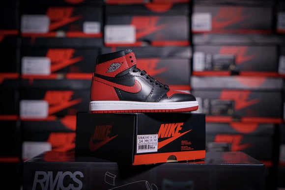 RMCS > AJ1 Model kit (Red/Black)