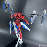 SJL - Astraea Type-F Red Shields Full set w/ GN High Mega Launcher