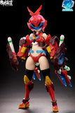 E-Model > Heracross (1/12 Scale Full Action Plastic model kit)