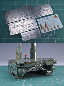 AMG > S017 Etching parts for RG EVA-01 DX