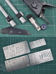 AMG > S018 Etching parts for MG FAZZ Ver.Ka