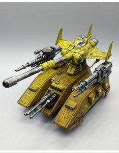 Motorking > MG 1/100 Magella-Attack (Yellow)