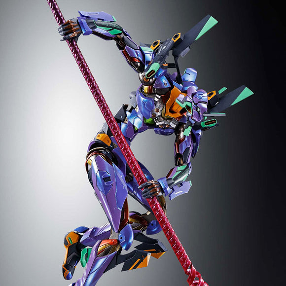 METAL BUILD EVA-01 PRODUCTION MODEL [EVA2020]