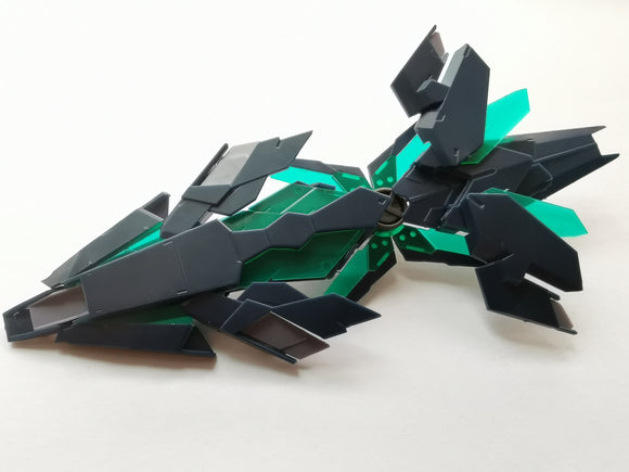 EW > RG/HG Unicorn Perfect Shield (Black/Green)