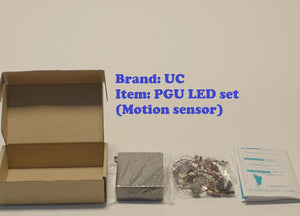 UC > PGU LED set