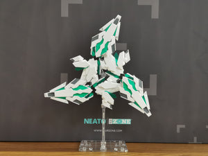 EW > RG/HG Unicorn Perfect Shield (White/Green) x 3