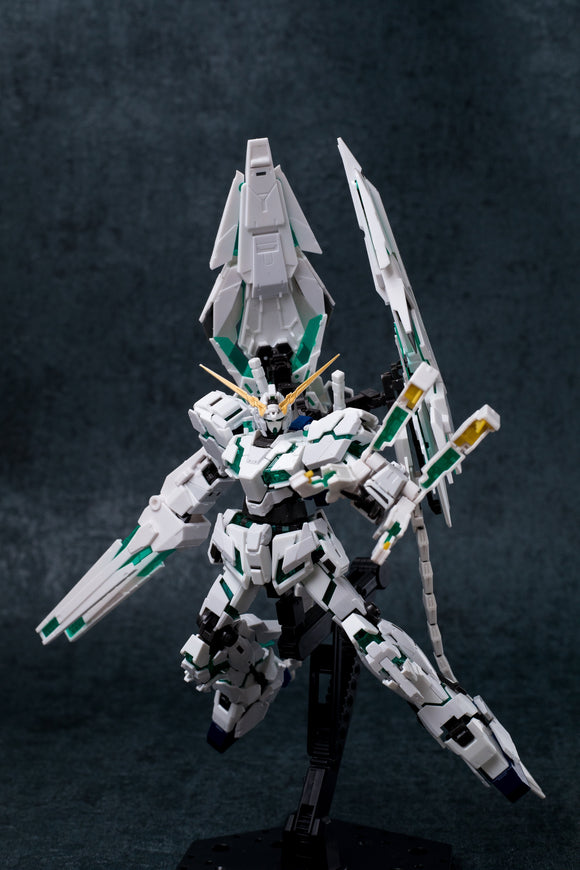 EW > RG/HG Armed Armor VN/BS (White/Green)