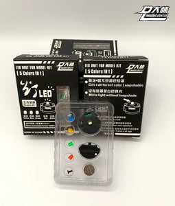 DL > LED unit (5 color assorted)