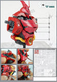 SH Studio - RG Sazabi photo etchs