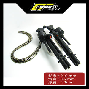 CJ-Gatling Chain (Black)