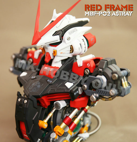 Motorking > 1/35 Astray Red Frame Bust