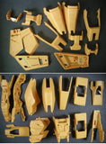 UC > MG Nu Gundam Ver.ID conversion resin kit