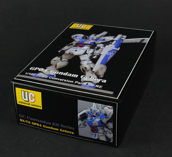 UC > RE/100 GP04 Resin conversion resin kit