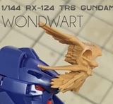 VS > TR-6 Haze'n-Thley / Woundwort Angel Horn (3D print precision resin)
