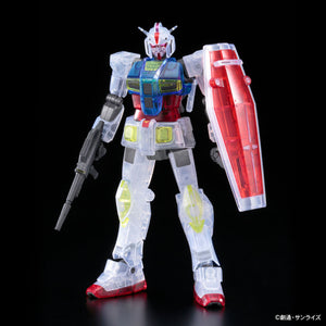 HG 1/144 GUNDAM G40 (INDUSTRIAL DESIGN VER.) [CLEAR COLOR]