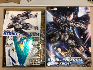 DM > MG Strike Freedom (Missing parts)